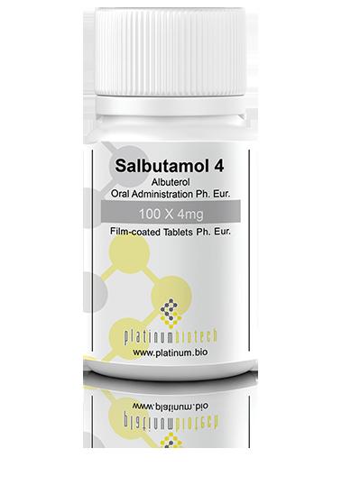 Salbutamol 4