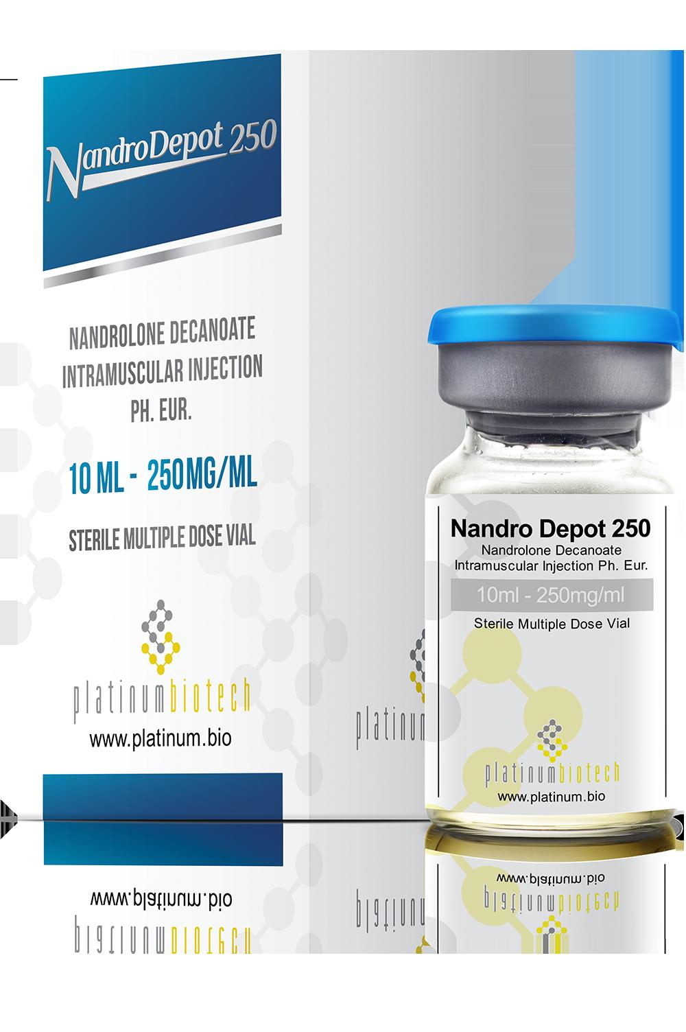 Nandro Depot 250