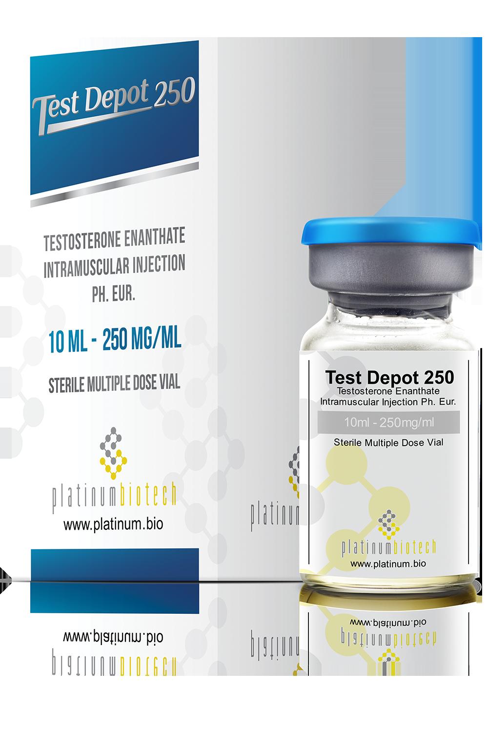 Test Depot 250